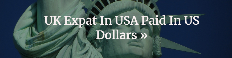 UK Mortgage For Expat Paid In US Dollars