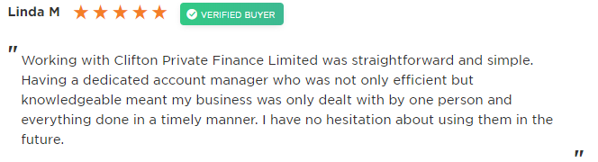 Review of bridging finance broker Sam ONeill at Clifton Private Finance