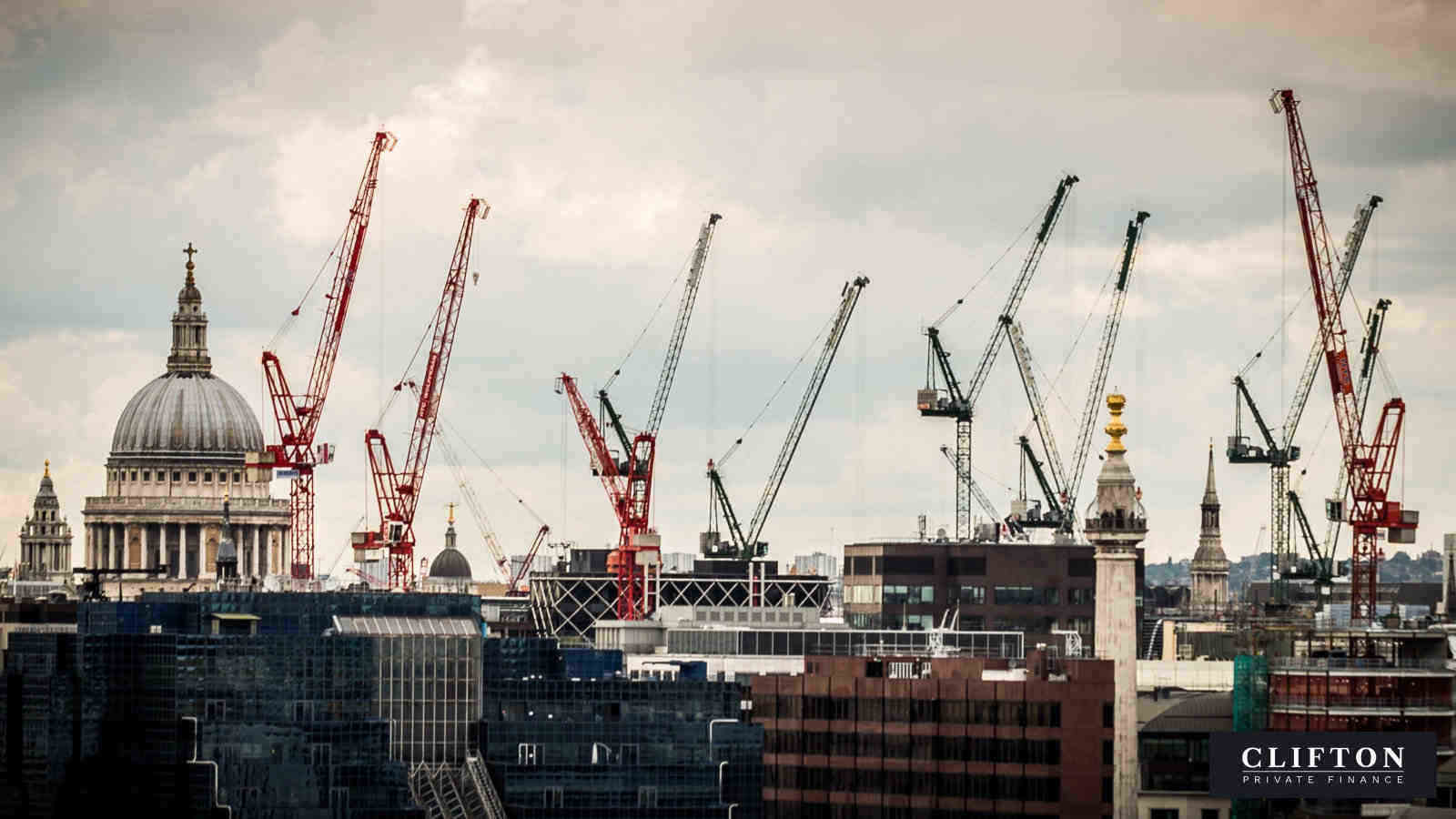 How To Get Development Finance To Develop Property In London