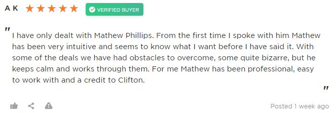 REVIEW of mortgage broker Mat Phillips