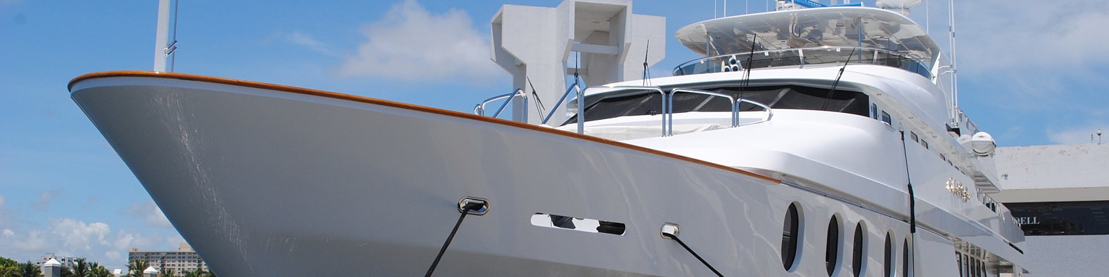 Non expat mortgage for superyacht captain