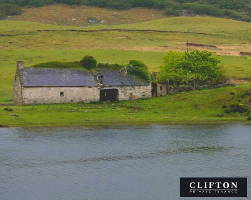 Bridging Loan For Farmer To Redevelop Barn Into Holiday Let In Scotland
