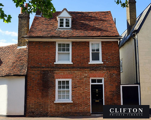 UK mortgage for foreign national buying rental property in