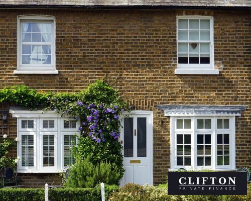 Bridging loan to complete purchase and renovation before for Mortgage to buy land