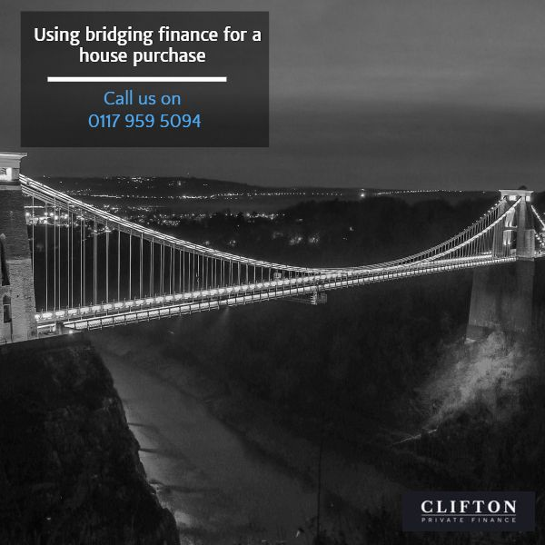 Using bridge finance for a house purchase