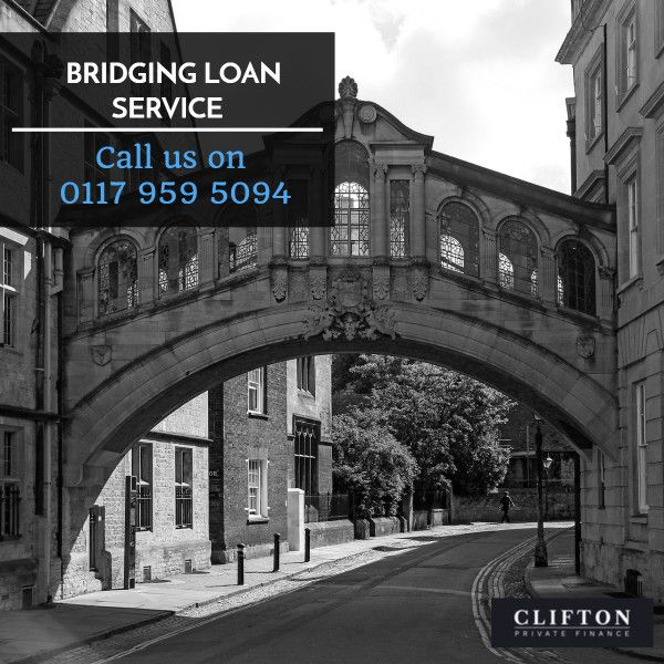 What is a bridging loan?