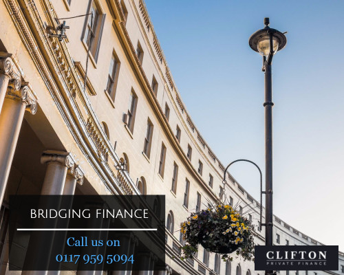 Protecting a property deposit using a bridging loan