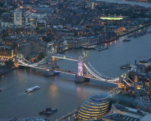 How to use a bridging loan to buy a house in London