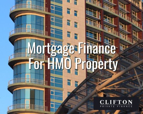 Can I get mortgage finance for an HMO property?